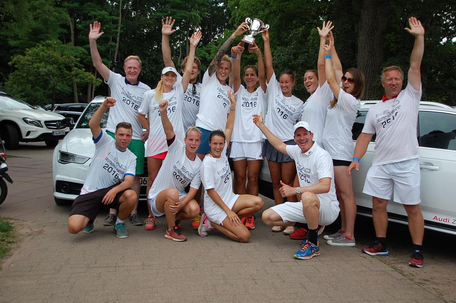 Eckert Tennis Team Regensburg