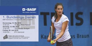 Flyer Damen BASF